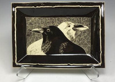 Gorman bird tray