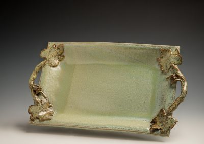 Gorman green tray
